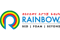 rainbow bed foam